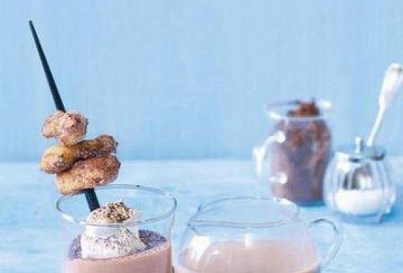 Mandlové kakao se smaženkami photo-0