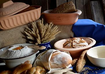 A co takhle domácí chléb podle vlastního receptu?