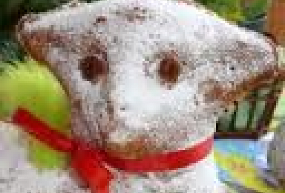 Beránek skořicovo-jablečný